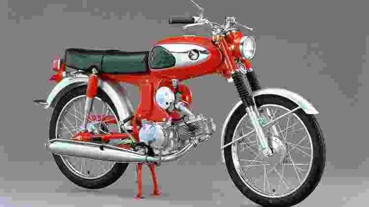 Honda 90cc Beto Rockfeller - Divulgação - Divulgação