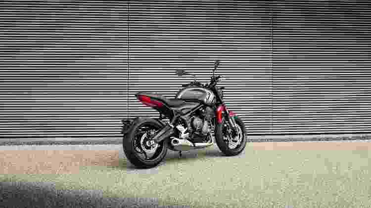 Triumph Trident 600 2021 é a nova naked de entrada da