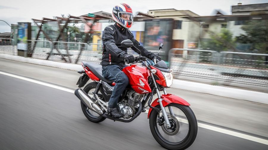 Número de motociclistas cresceu 17,5% nos últimos cinco anos; para 91%, locomoção é principal motivo para comprar uma moto - Divulgação