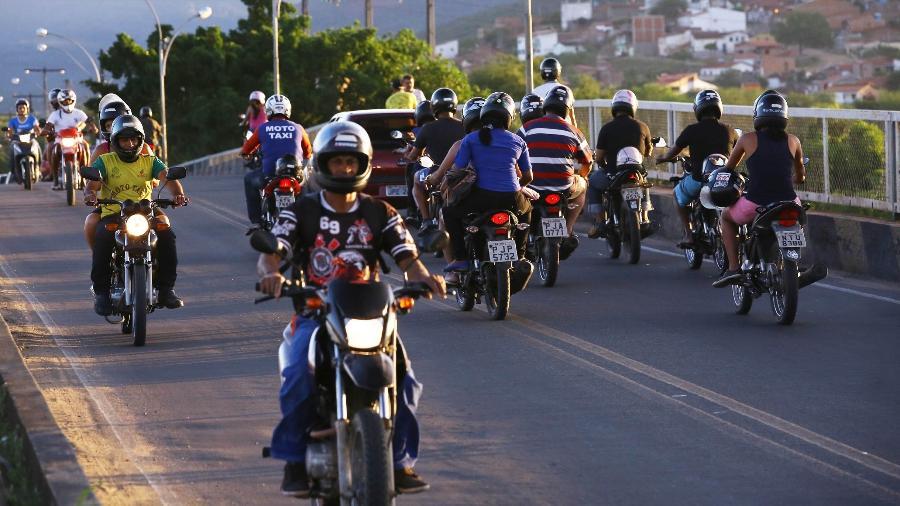 Frota de duas rodas quase dobrou entre 2009 e 2019, ultrapassando 28 milhões de motocicletas, segundo estudo dos fabricantes - Agência Infomoto