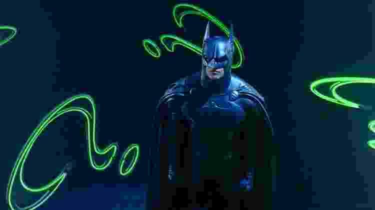 HQs 1990 batman forever - Warner - Warner