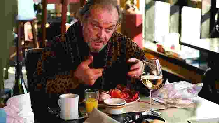 Jack Nicholson infiltrados - Warner - Warner