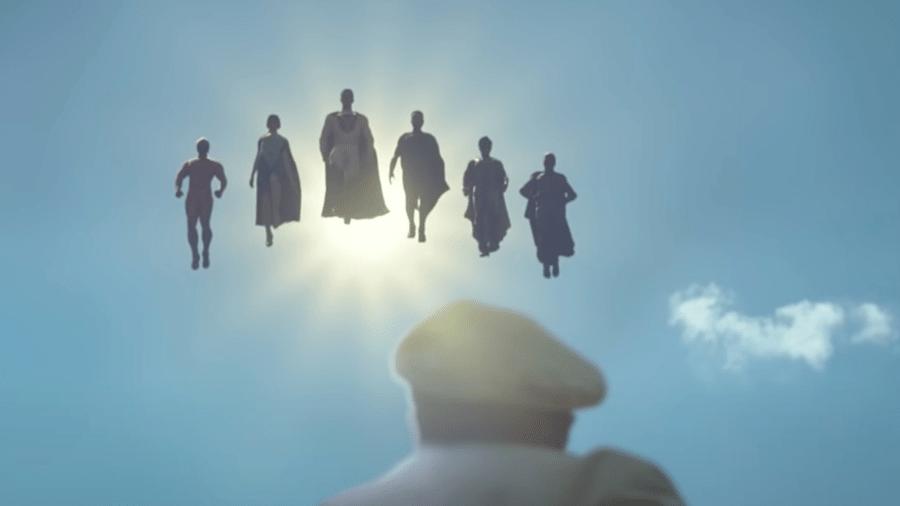 """A chegada dos super-heróis em """"O Legado de Júpiter"""" - Netflix"""