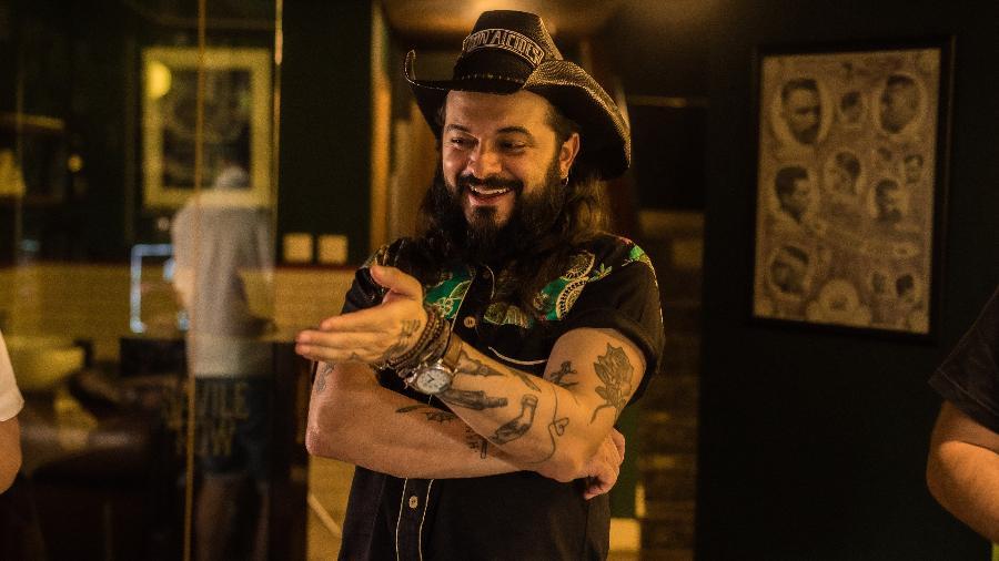 O empresário Vinícius Vasconcelos, da Don Alcides - Divulgação/Don Alcides