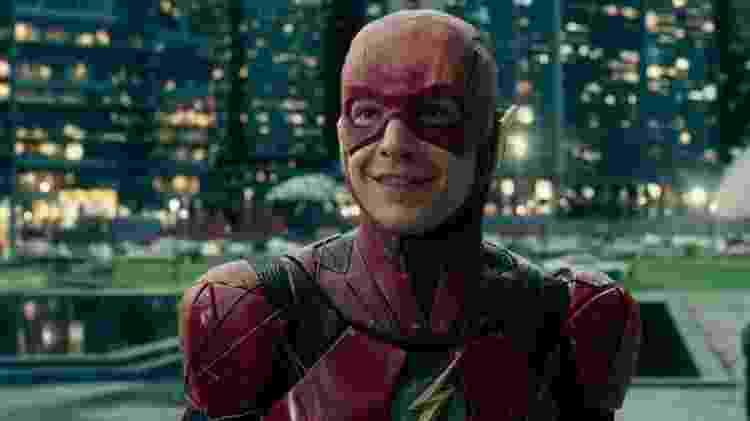 flash ezra - Warner - Warner