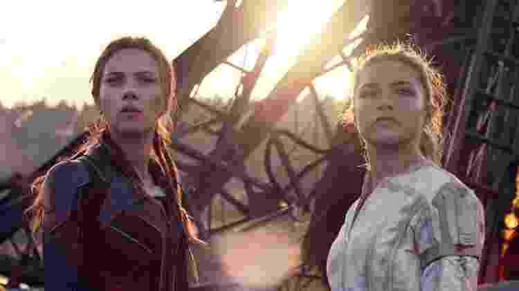 widow sisters - Disney/Marvel - Disney/Marvel