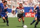 Após 24 anos, Alemanha repete jogo quente e sob pressão contra a Coreia - Simon Bruty/Getty Images