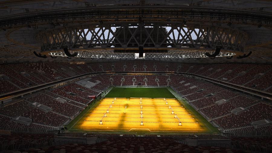 Torcedores poderão entrar com maconha ou cocaína para uso medicinal em estádios da Copa - Michael Regan/FIFA via Getty Images