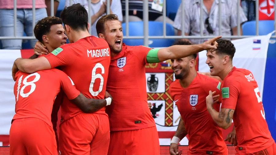 48bb547f7 Kane vê seleção inglesa confiante