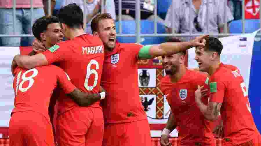 5fa2ffbc4c Kane vê seleção inglesa confiante