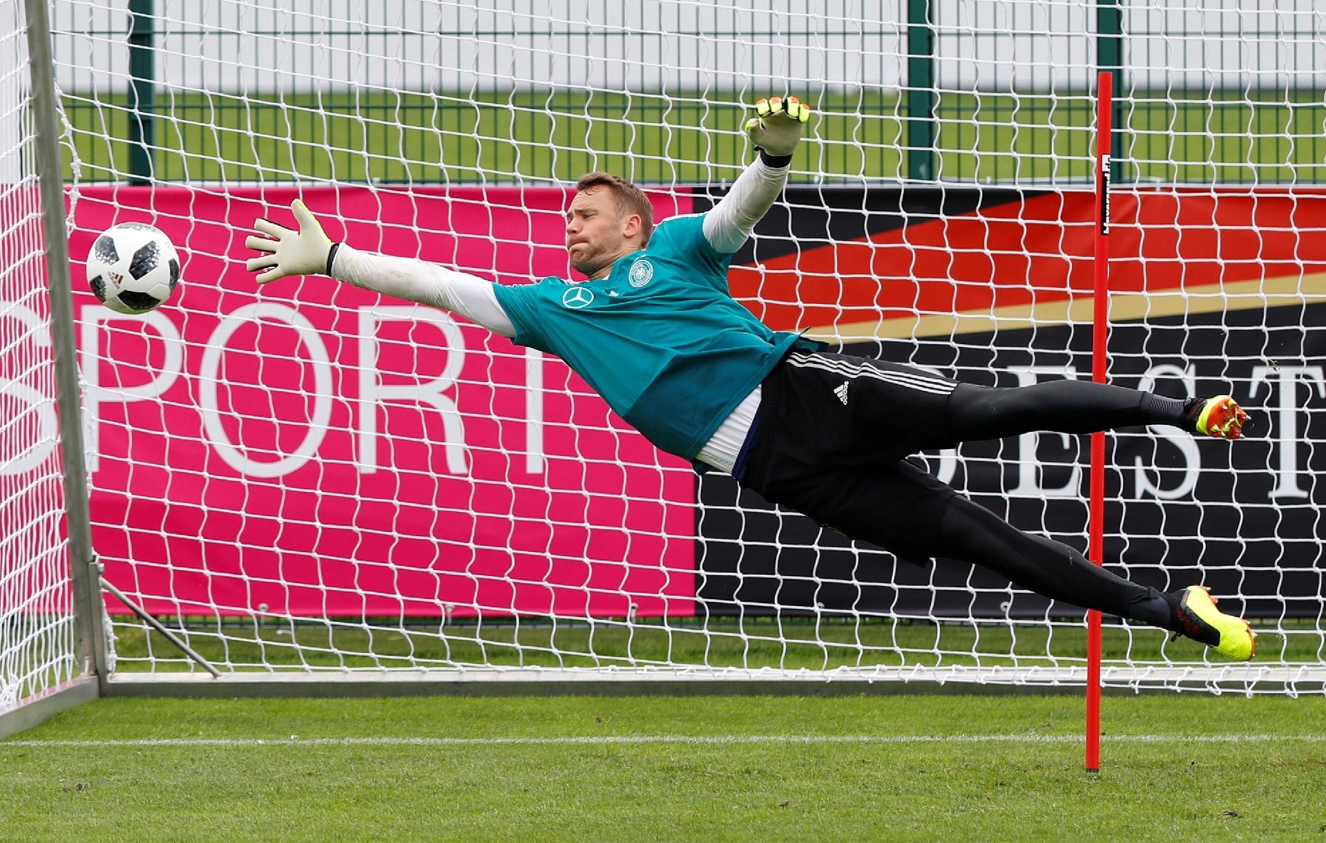 Convocação da Alemanha  Veja a lista de convocados da seleção - UOL Copa do  Mundo 2018 dfa0789555355