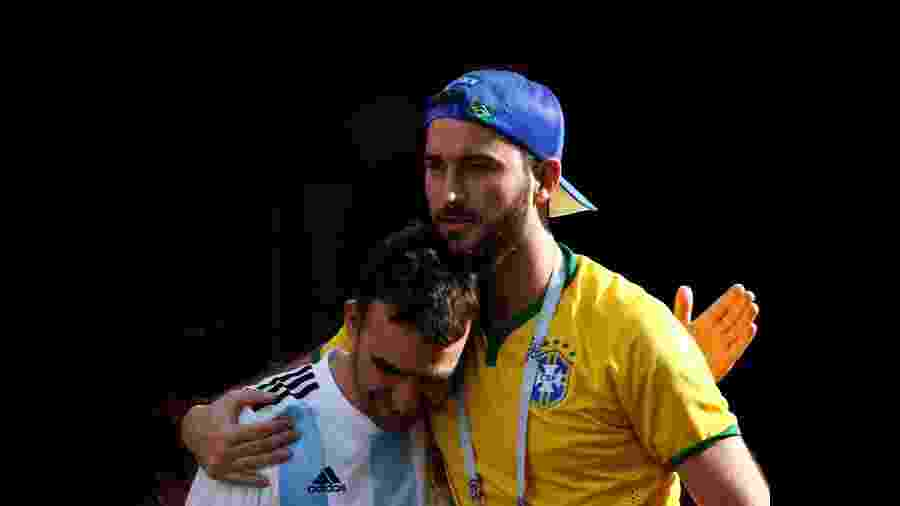 Argentina pega o líder do Grupo C nas oitavas se avançar; Brasil pode encarar Alemanha - REUTERS/Sergei Karpukhin