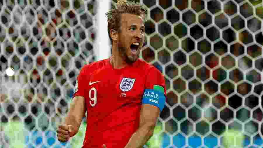 Inglaterra na Copa 2018  Kane diz que não pensa em igualar marca de ... 83035aba3fabf