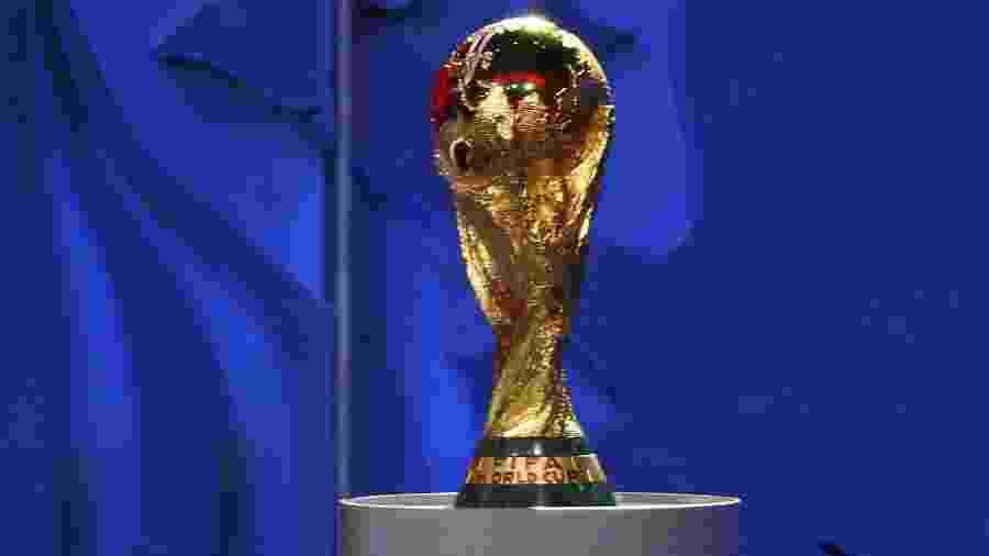 Taça da Copa do Mundo - Reuters