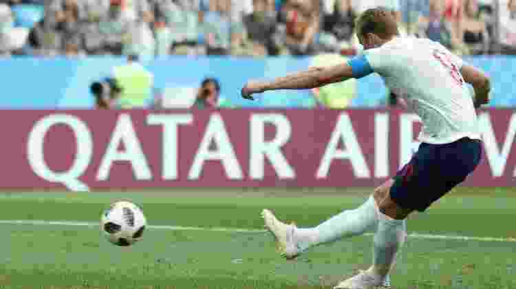 Harry Kane pênalti Inglaterra - Alex Morton/Getty Images - Alex Morton/Getty Images