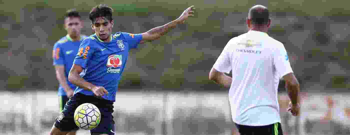 Paquetá é um dos nomes da lista extra formulada por Tite para a Copa - Lucas Figueiredo/CBF