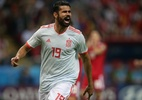 Diego Costa fura bloqueio do Irã, e Espanha se aproxima de classificação - AFP PHOTO / Roman Kruchinin
