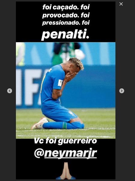 Reprodução/Instagram/Lucianohuck