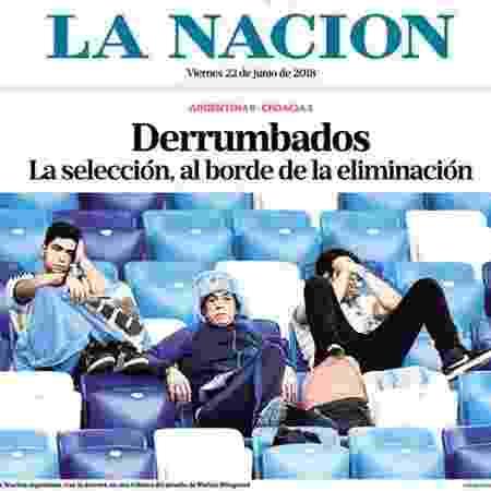 Reprodução/La Nación
