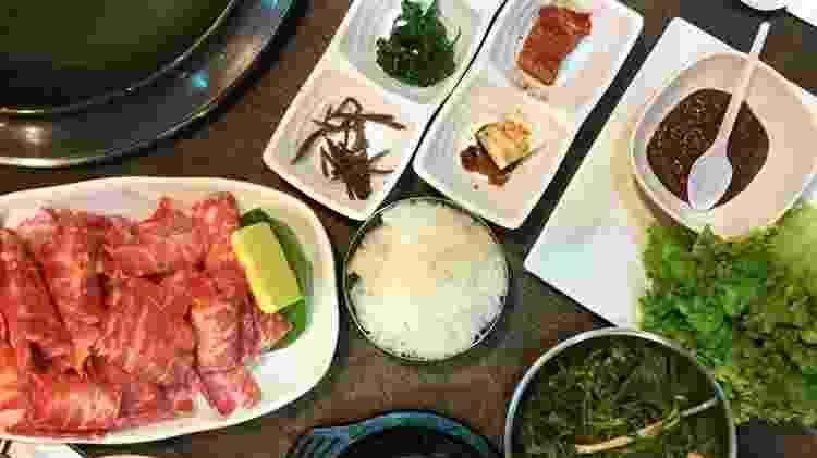 Restaurante coreano Portal da Coreia - Divulgação - Divulgação