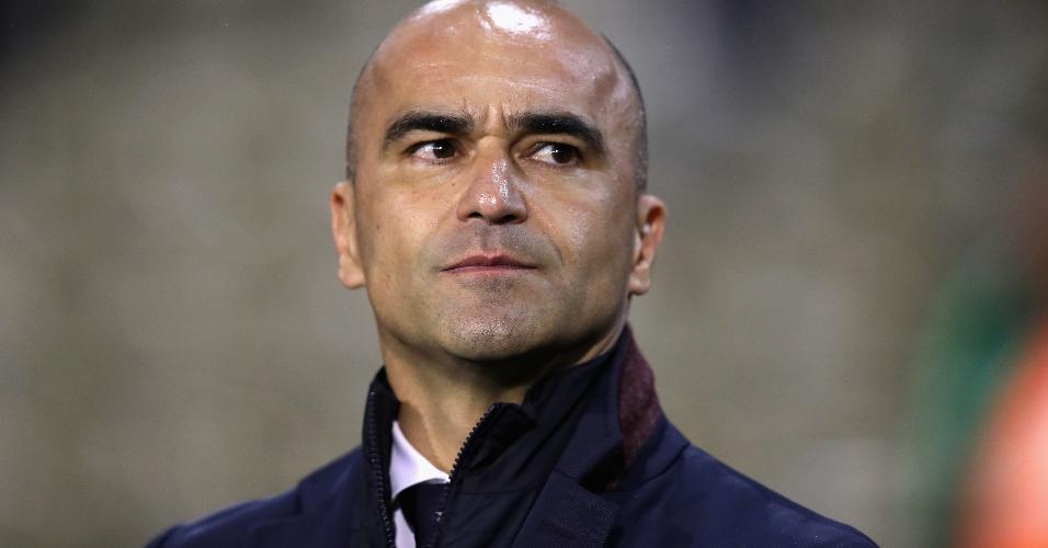 Roberto Martínez Bélgica