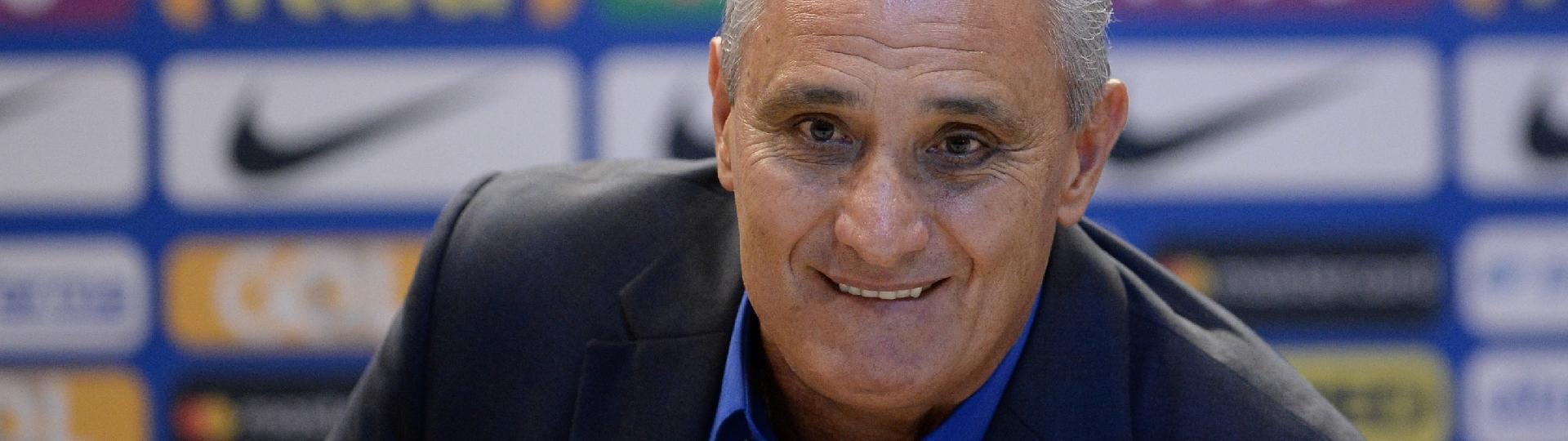 Tite convoca a seleção brasileira para a Copa do Mundo de 2018