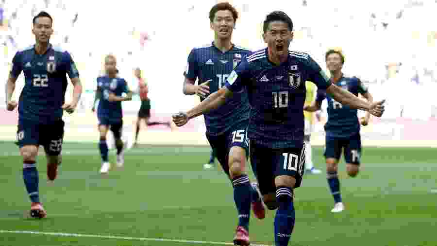 Shinji Kagawa, camisa 10 do Japão na última Copa, disputa a segundona na Espanha - Carl Court/Getty Images
