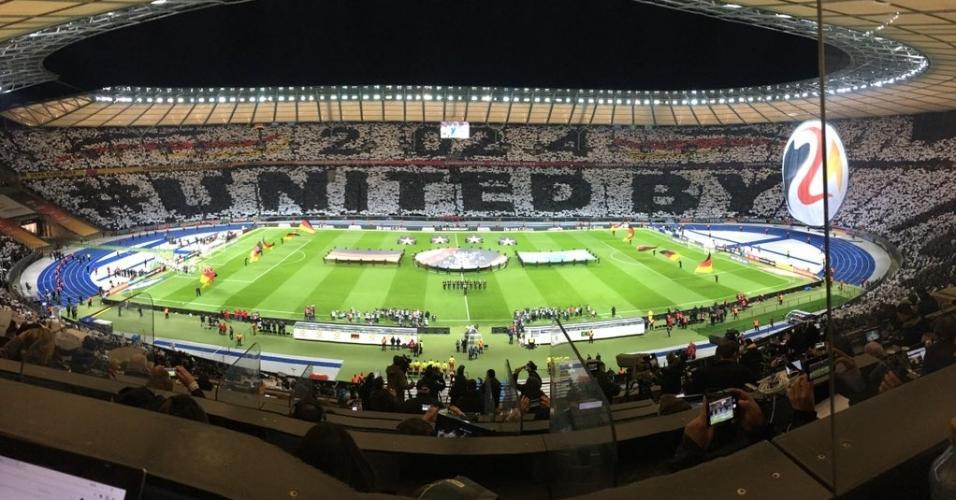 Mosaico Alemanha Brasil