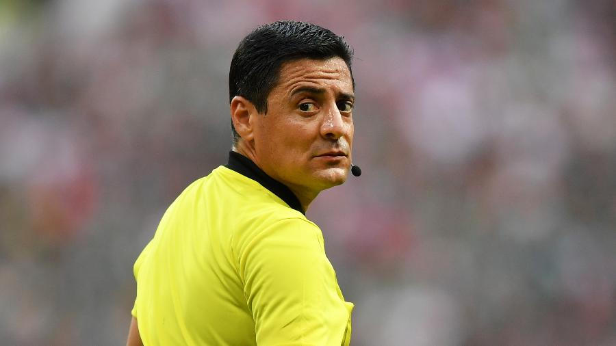 Árbitro Alireza Faghani apitará a partida entre Brasil e Sérvia - Dan Mullan/Getty Images