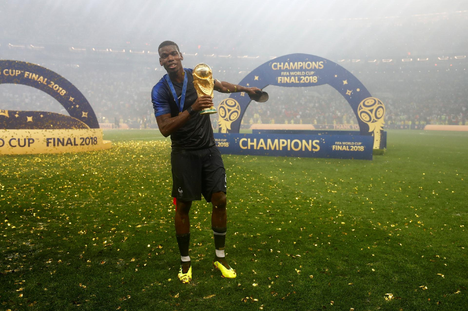 ba9d31eb8a França na Copa 2018  Pogba se diz