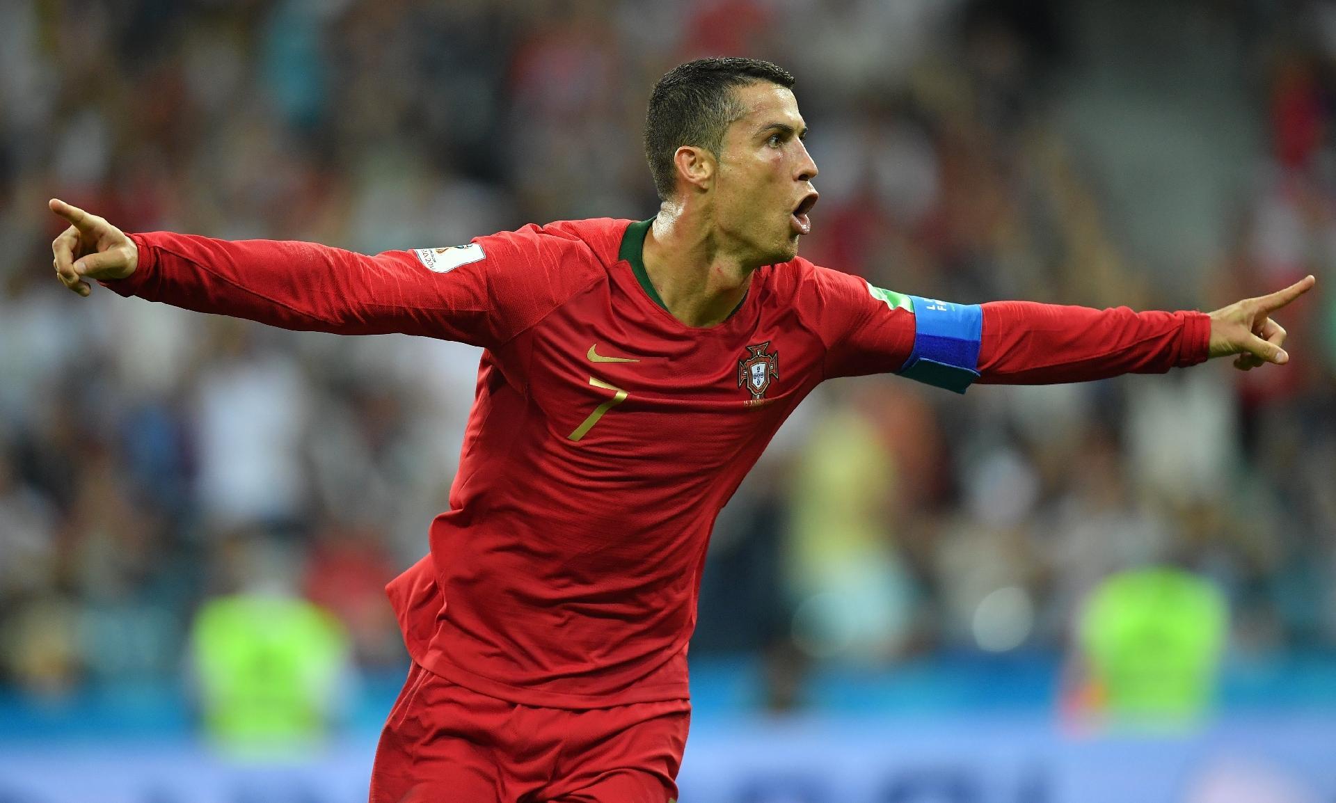 Portugal na Copa 2018  Fábregas relativiza gols de CR7