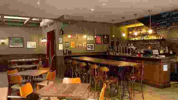 Pub inglês Camden House - Divulgação - Divulgação