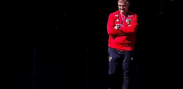 Aguirre deve contar com força máxima na partida desta quarta-feira, em Curitiba - Marcello Zambrana/AGIF