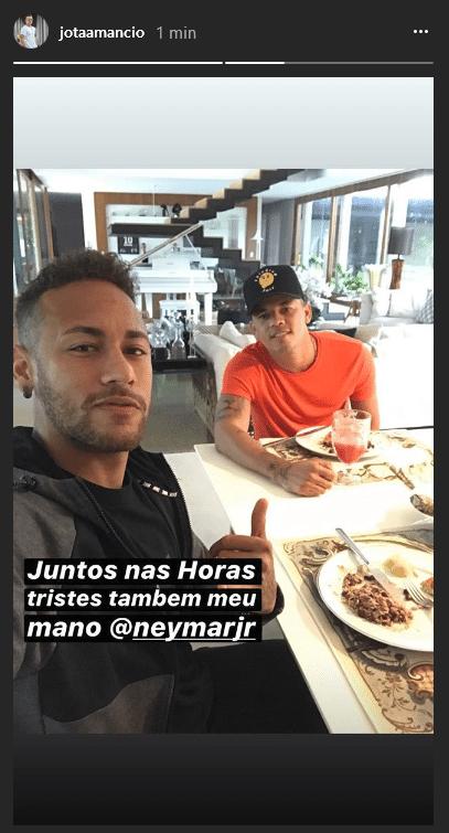 Neymar e Jota