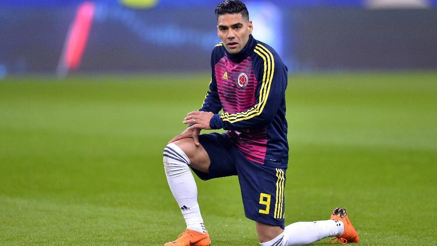 Atacante colombiano tem contrato por apenas mais uma temporada com o Monaco e não descarta saída - Aurelien Meunier/Getty Images