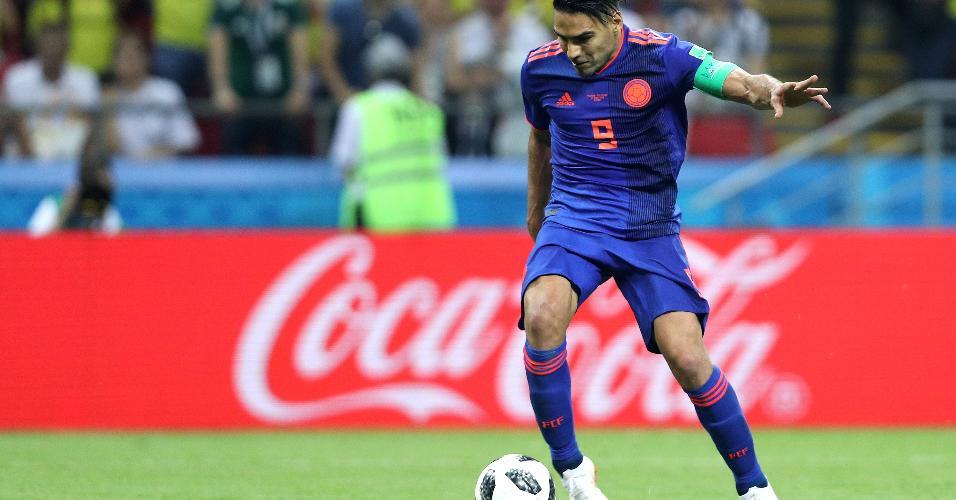Falcao Garcia marca para a Colômbia contra a Polônia