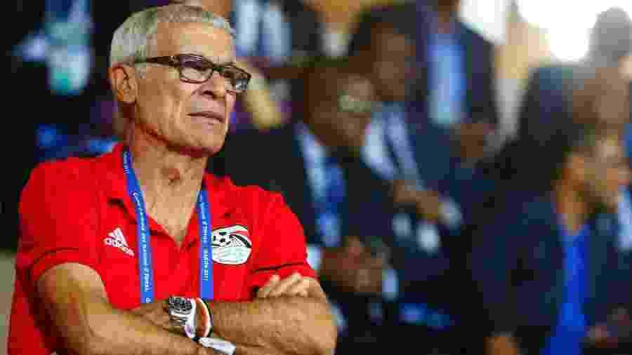 Cúper classificou o Egito à Copa depois de 28 anos - Amr Abdallah Dalsh/Reuters