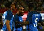 Alemanha empata com França nos acréscimos em amistoso com golaço polêmico - Wolfgang Rattay/Reuters