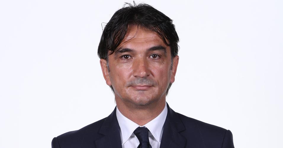 Zlatko Dalic, técnico da Croácia