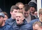 Polícia prende 25 torcedores ingleses após confusões na Holanda - Tom Jacobs/Reuters