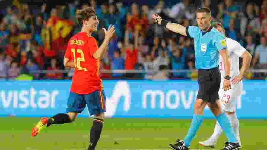 13e41a7599 Real Madrid anuncia jovem lateral espanhol convocado para a Copa do Mundo