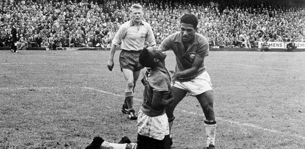 7ef85ccb0b Psicólogo considerou Pelé