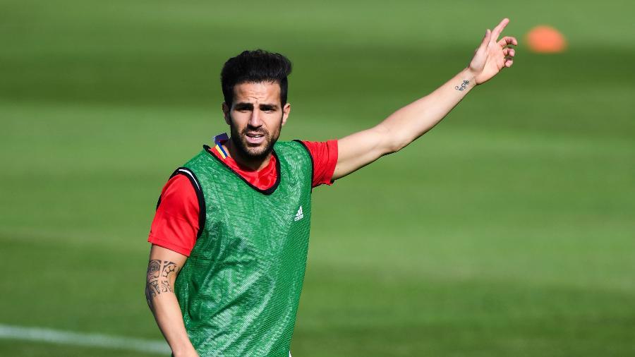 Copa do Mundo 2018  Cesc Fàbregas vai comentar a Copa do Mundo por ... f142cfd30bc5d