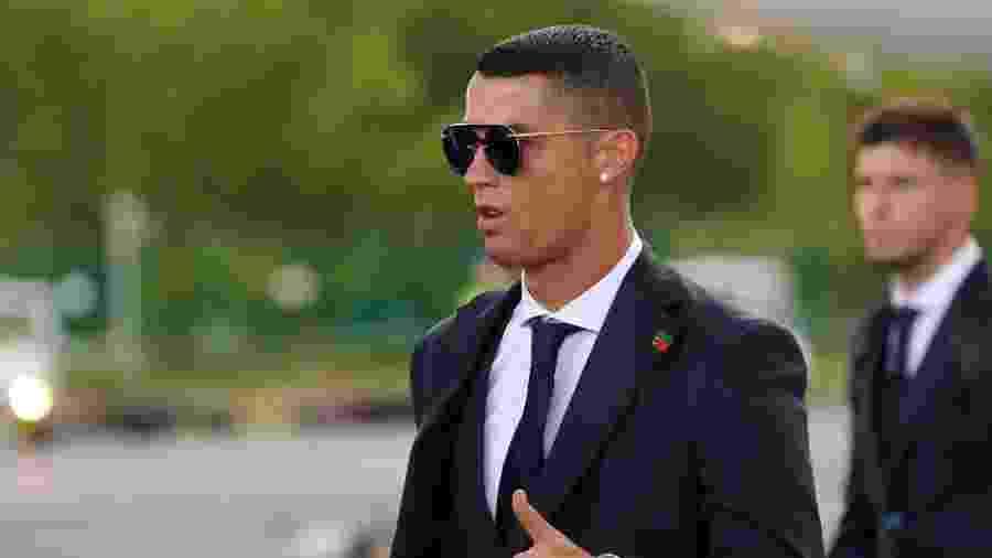 Astro português trocou Real Madrid pela Juventus; para técnico do time espanhol, espaço aberto pode dar mais suporte a Bale - Sergei Karpukhin/Reuters
