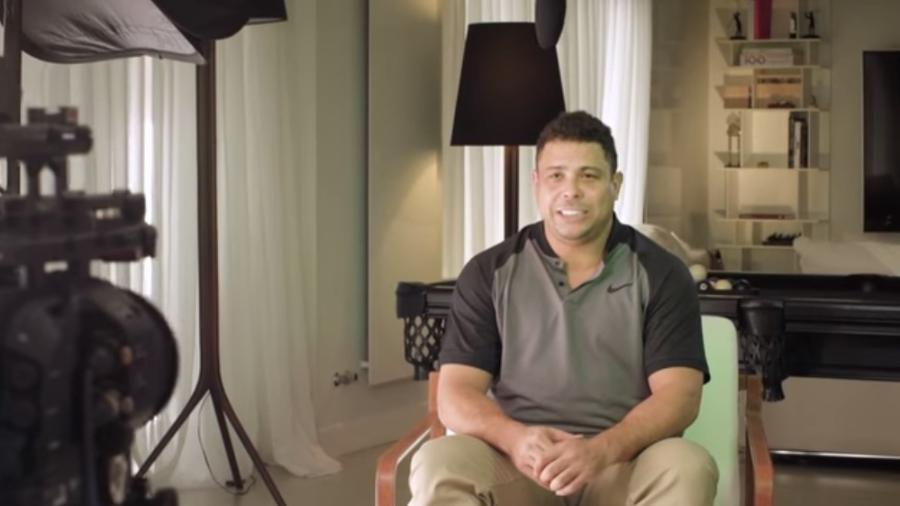 Ronaldo falou sobre o episódio da convulsão antes da final da Copa de 98 - Reprodução