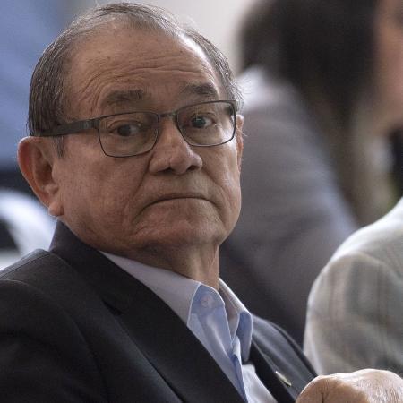 Coronel Nunes ganha R$ 75 mil por função na Conmebol e só ele decide se sai do cargo - Mauro Pimentel/AFP