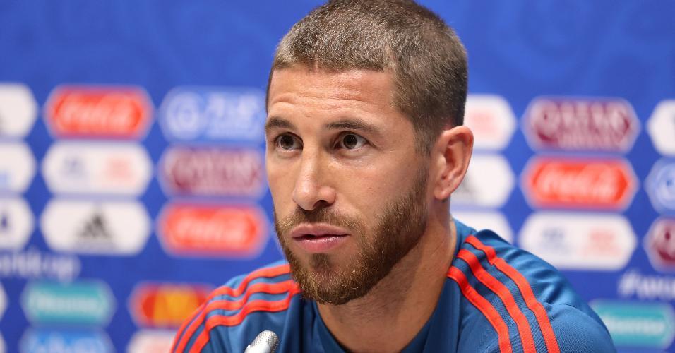 Sergio Ramos Espanha