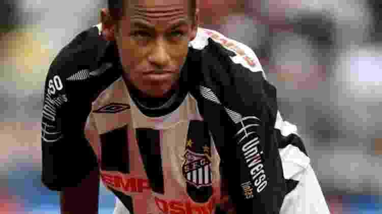 Neymar protagonizou a transferência mais cara do esporte - MAURICIO LIMA - MAURICIO LIMA