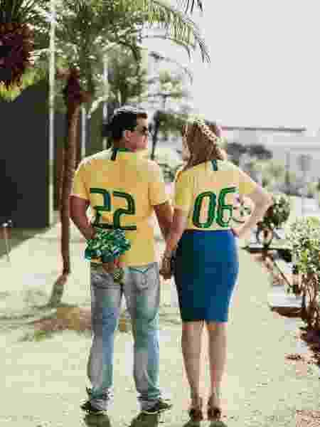 Layla em pé - July & Ruy Fotografia/ Casamentos.com.br - July & Ruy Fotografia/ Casamentos.com.br