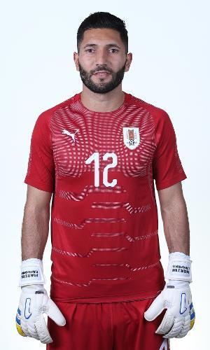 Martin Campana - Jogador da Seleção Uruguaia